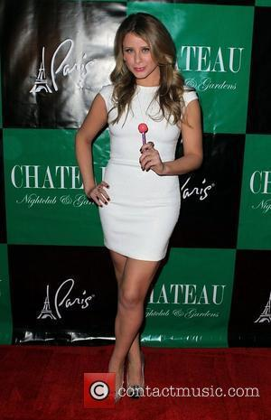 Lauren Bosworth Lauren Lo Bosworth celebrates the launch of her book at Chateau Nightclub at Paris Hotel Casino  Las...