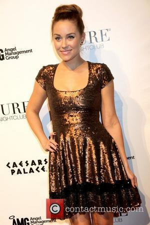 Lauren Conrad  celebrates her 25th Birthday with a Sizzling Sin City Bash at Pure Nightclub at Caesars Palace Resort...