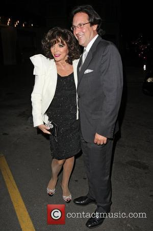 Joan Collins Remembers Lloyd Fondly