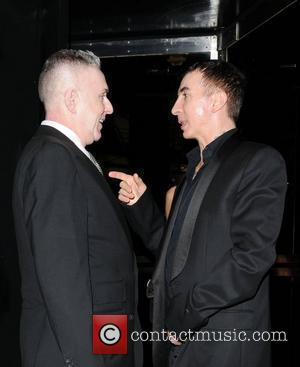 Marc Almond and Holly Johnson