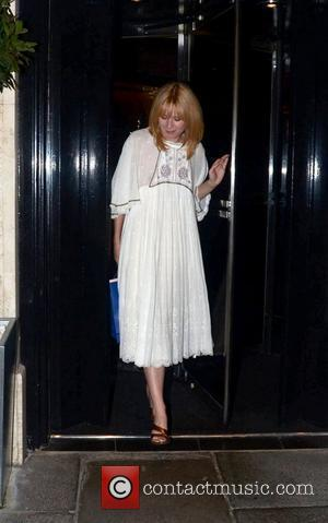 Roisin Murphy  at a private dinner celebrating the 30th anniversary of London restaurant, Le Caprice London, England - 04.10.11