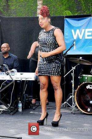 Ledisi Performs at a President Obama 2012 Fundraiser at Studio C  Miami, Florida - 06.11.11