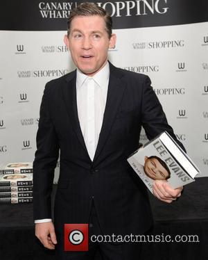 Lee Evans Breaks Leg In Jogging Accident