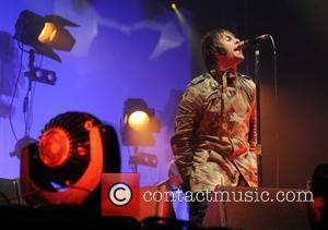 Liam Gallagher performs with Beady Eye Leeds Festival at Bramham Park - Day 2 West Yorkshire, England - 27.08.11