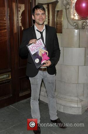Bruno Langley Legally Blonde the Musical - press night held at the Savoy theatre London, England - 13.07.11