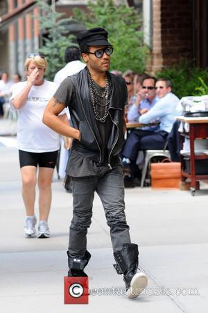 Lenny Kravitz Helping To Design New Hotel