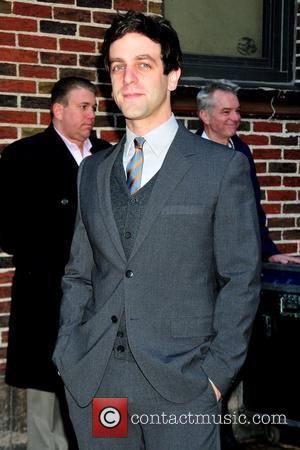 B. J. Novak 'The Late Show with David Letterman' at the Ed Sullivan Theater - Arrivals New York City, USA...