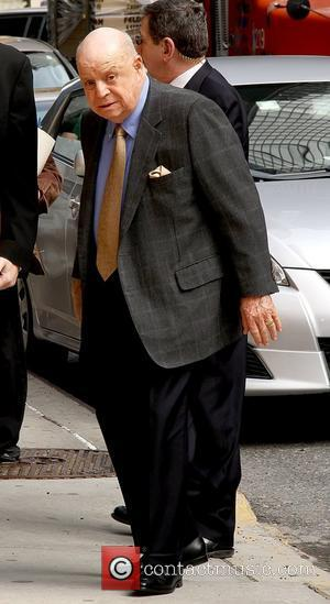 Don Rickles 'The Late Show with David Letterman' at the Ed Sullivan Theater - Arrivals New York City, USA -...