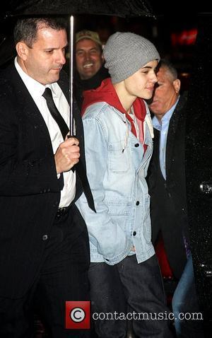 Justin Bieber and The Rain