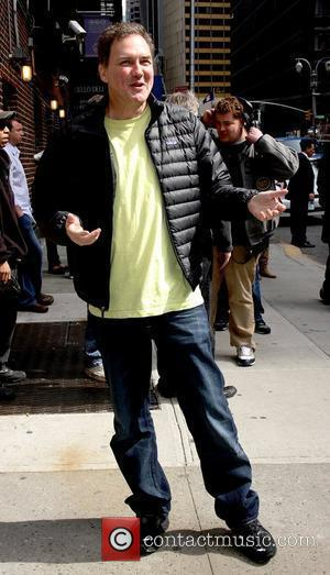 Norm MacDonald 'The Late Show with David Letterman' at the Ed Sullivan Theater - Arrivals New York City, USA -...
