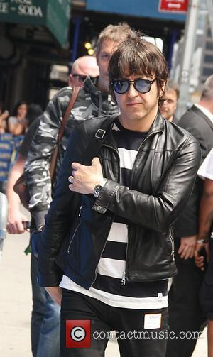 Gem Archer of Beady Eye 'The Late Show with David Letterman' at the Ed Sullivan Theater  New York City,...