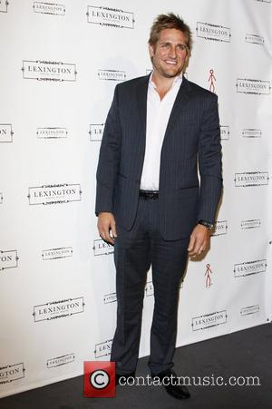 Curtis Stone  Lexington Social House Grand Opening - Arrivals  Los Angeles, California - 08.06.11