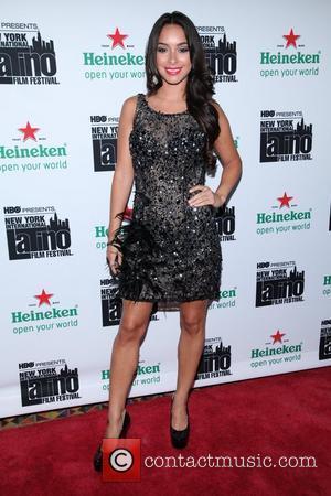 Jessica Caban  The 2011 New York International Latino Film Festival opening night screening of Chico & Rita at AMC...