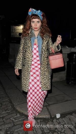 Paloma Faith, London Fashion Week and Somerset House