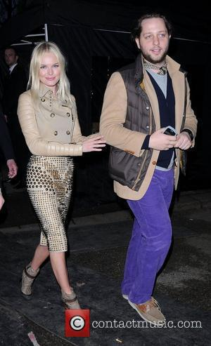 Kate Bosworth  London Fashion Week A/W 2011 - Burberry Prorsum - Departures London, England - 21.02.11