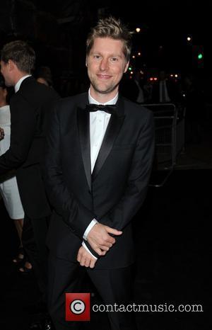Christopher Bailey Moet & Chandon Etoile Award - gala ceremony held at the Park Lane Hotel - Arrivals. London, England...
