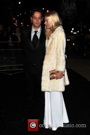 Jamie Hince and Kate Moss Moet & Chandon Etoile Award - gala ceremony held at the Park Lane Hotel -...