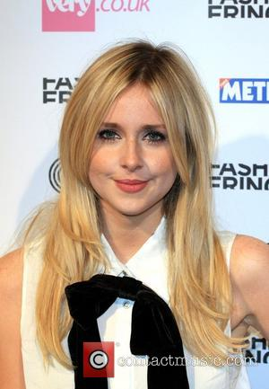 Diana Vickers and London Fashion Week