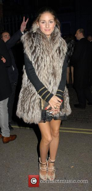Olivia Palermo and Palladium