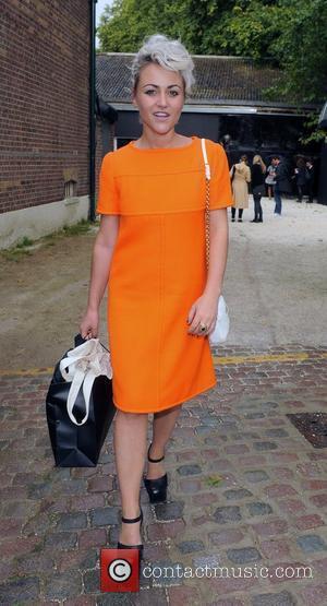 Jaime Winstone and London Fashion Week
