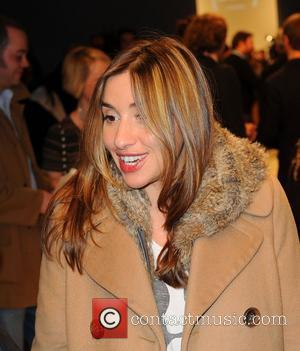 Melanie Blatt  London Fashion Week A/W 2011 - Issa London - Departures London, England - 19.02.11