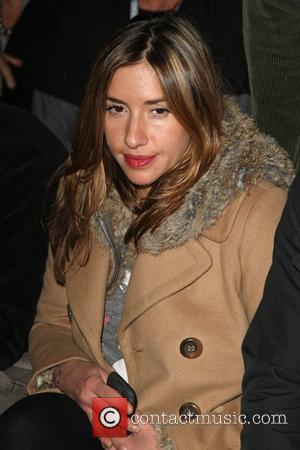 Melanie Blatt London Fashion Week A/W 2011 - Issa London - Front Row London, England - 19.02.11