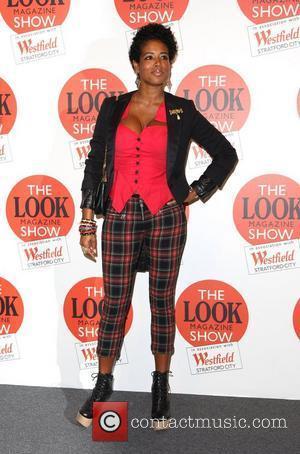 Kelis London Fashion Week Spring/Summer 2012 - The Look magazine fashion show 2011 - Arrivals London, England - 17.09.11