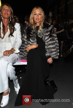 Rachel Zoe and London Fashion Week