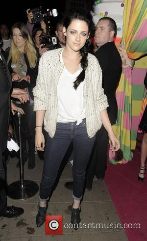 Kristen Stewart London Fashion Week Spring/Summer 2012 - Mulberry - Afterparty London, England - 18.09.11