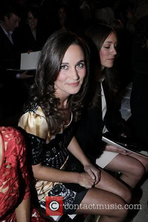 Pippa Middleton and London Fashion Week