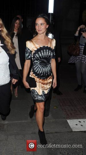 Pippa Middleton and London Fashion Week