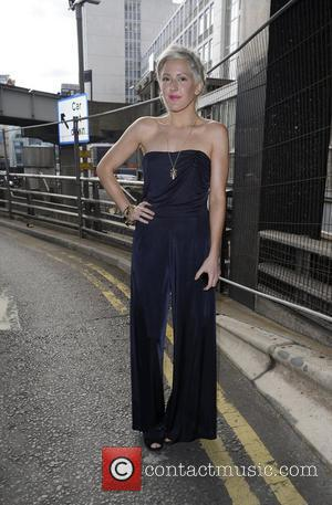 Ellie Goulding and London Fashion Week