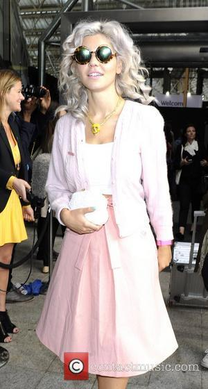 Marina Diamandis, Marina And The Diamonds and London Fashion Week