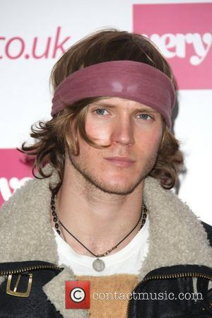 Dougie Poynter, Mcfly and London Fashion Week