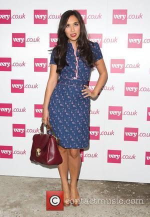 Myleene Klass and London Fashion Week