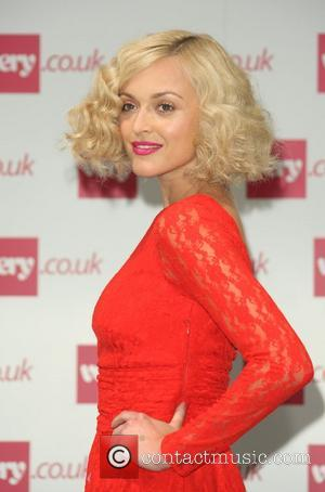 Fearne Cotton and London Fashion Week