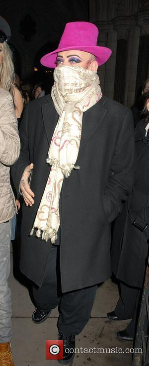 Boy George and Vivienne Westwood