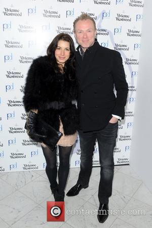 Gary Kemp and guest Get A Life Palladium - launch party held at the Wallace Collection - Arrivals. London, England...