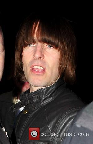 Liam Gallagher leaving his hotel ahead of his performance with band Beady Eye Liverpool, England - 12.04.11