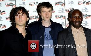 Carl Barat and Gary Powell