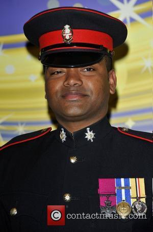 Johnson Beharry Attends the Life After Stroke Awards at  Claridge's Hotel London, England – 02.06.11