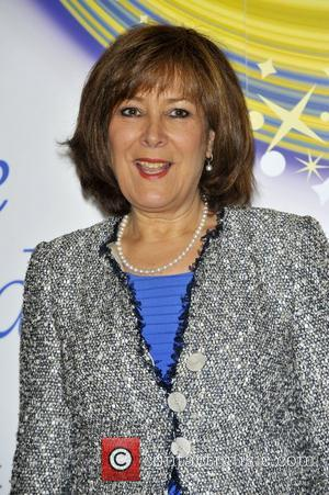 Lynda Bellingham Attends the Life After Stroke Awards at  Claridge's Hotel London, England – 02.06.11
