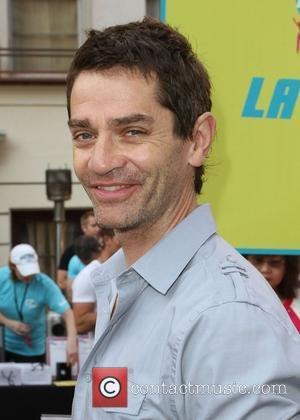 James Frain Life Out Loud Pride Cocktail Party hosted by L.A. Gay & Lesbian Center held at Paramount Studios Hollywood,...