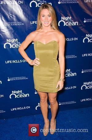 Tenley Molzahn Life Rolls On '8th Annual Night by the Ocean Gala' at the Ritz Carlton Marina del Rey Los...