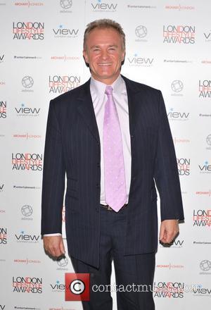 Bobby Davro London Lifestyle Awards at the Park Plaza Riverbank - Arrivals. London, England - 06.10.11