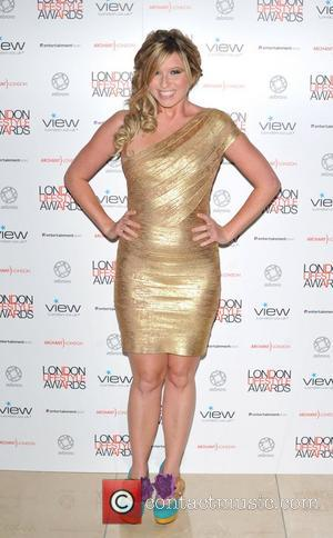 Brooke Kinsella MBE London Lifestyle Awards at the Park Plaza Riverbank - Arrivals. London, England - 06.10.11