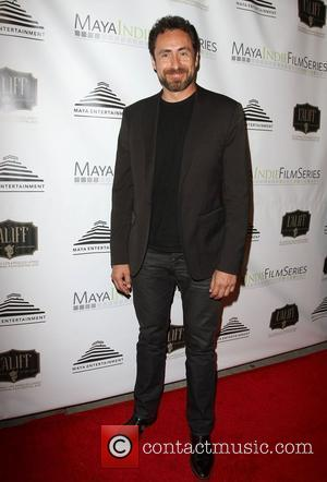 Demian Bichir The 2011 Los Angeles Latino International Film Festival Special Screening of 'Without Men' co-presented by the Maya Indie...