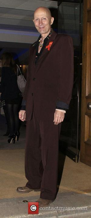 Richard O Brien ,  at the THT's Lighthouse Gala Auction at Christie's - Arrivals London, England -21.03.11