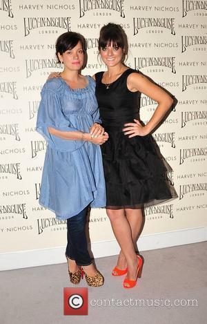 Lily Allen Marries Sam Cooper