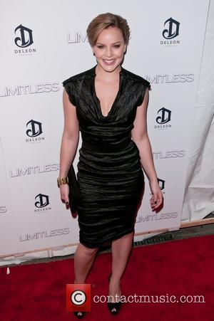 Abbie Cornish  The New York Premiere of 'Limitless' - Inside Arrivals  New York City, USA - 08.03.11